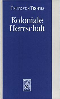 Koloniale Herrschaft PDF