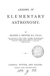 Lessons in Elementary Astronomy