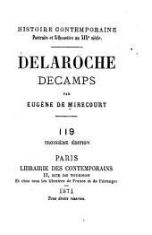 Delaroche, Decamps