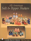 All-American Salt and Pepper Shakers
