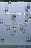 Wet Growth PDF