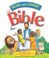Read and Share Bible - Pack 1: The Stories of Creation, Noah, Abraham, Isaac, and Jacob