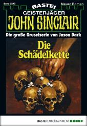 John Sinclair - Folge 0243: Die Schädelkette