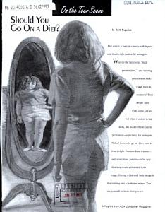 Should You Go on a Diet