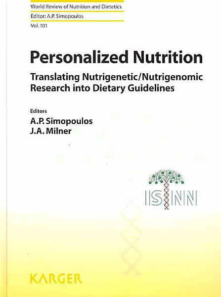 Personalized Nutrition PDF