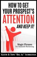 How To Get Your Prospect   s Attention and Keep It  PDF