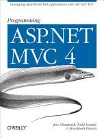 Programming ASP NET MVC 4 PDF