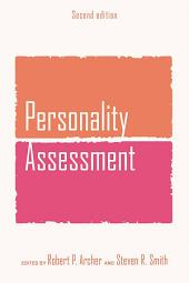 Personality Assessment: Edition 2