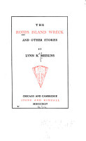 The Robb s Island Wreck PDF