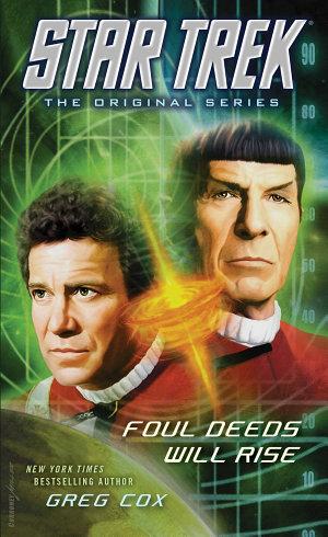Star Trek  The Original Series  Foul Deeds Will Rise