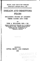 Dreads Ad Besetting Fears PDF