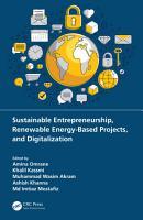 Sustainable Entrepreneurship  Renewable Energy Based Projects  and Digitalization PDF