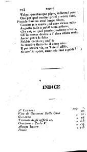 Prose e Poesie scelte ... con la vita di esso scritta da Luigi Carrer