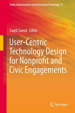 User-Centric Technology Design for Nonprofit and Civic Engagements