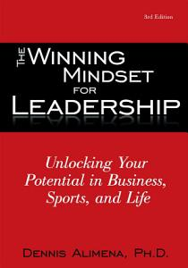 The Winning Mindset for Leadership Book