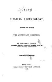 Jahn's Biblical archaeology, translated from the Latin, with additions and corrections