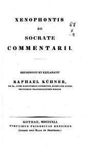 Xenophontis opera omnia: Xenophontis De Socrate commentarii, Volume 2