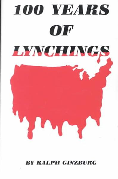 Download 100 Years of Lynchings Book