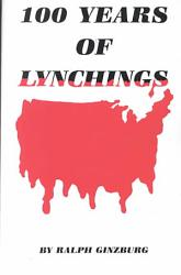 100 Years Of Lynchings PDF