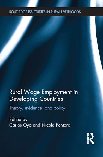 Rural Wage Employment in Developing Countries PDF