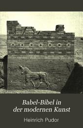 Babel-Bibel in der modernen Kunst