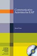 Communicative Activities for EAP