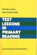 Test Lessons in Primary Reading