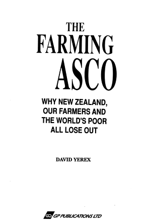 The Farming Fiasco PDF