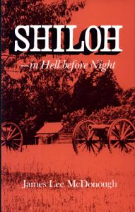 Shiloh   In Hell Before Night Book
