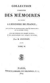 Memoires du Sire de Joinville ou Histoire de Saint Louis (etc.)