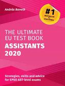 The Ultimate EU Test Book Assistants 2020 PDF