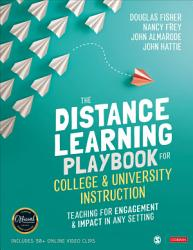 The Distance Learning Playbook for College and University Instruction
