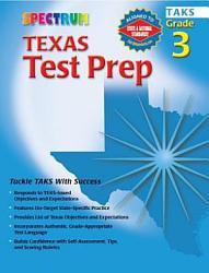 Texas Test Prep  Grade 3 PDF