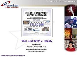 Fiber Glut  Myth v  Reality PDF