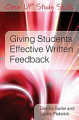 Giving Students Effective Written Feedback