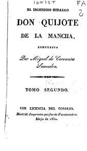 El ingenioso hidalgo Don Quijote de la Mancha: Volumen 19
