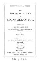 The poetical works of Edgar Allan Poe  Together with his essays on the poetic principle and the philosophy of composition  and a critical memoir PDF