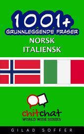 1001+ grunnleggende fraser norsk - italiensk
