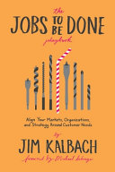 The Jobs to Be Done Playbook PDF