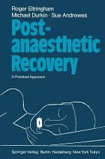 Post-anaesthetic Recovery