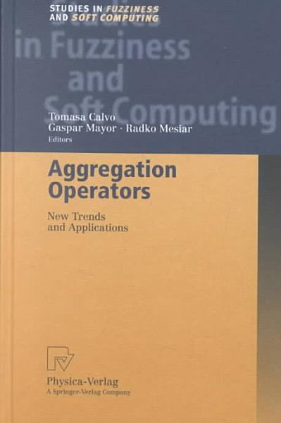 Aggregation Operators PDF