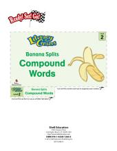 Compound Words--Banana Splits Literacy Center
