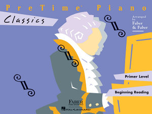 PreTime Piano Classics   Primer Level