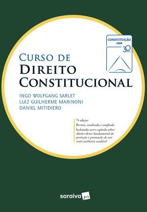 Curso de Direito Constitucional   7  ed  PDF