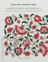 Embroidered Botanicals PDF