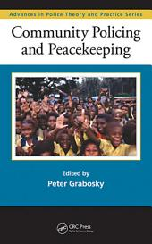 Community Policing and Peacekeeping