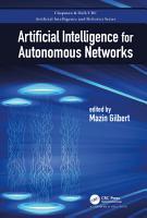 Artificial Intelligence for Autonomous Networks PDF