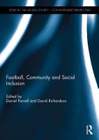 Football  Community and Social Inclusion PDF