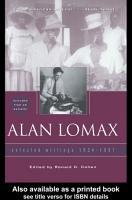Alan Lomax PDF