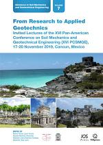 From Research to Applied Geotechnics